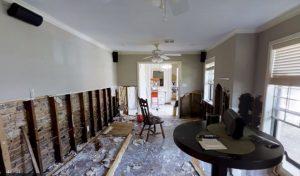 damage remediation process